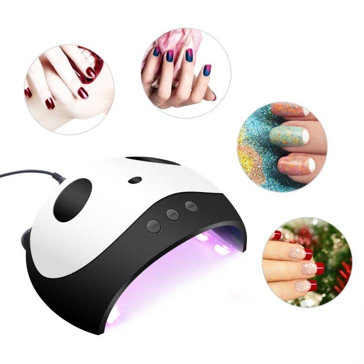 Köp Nageltorkare med UV Lampa Torkar Naglar Panda | Fyndiq