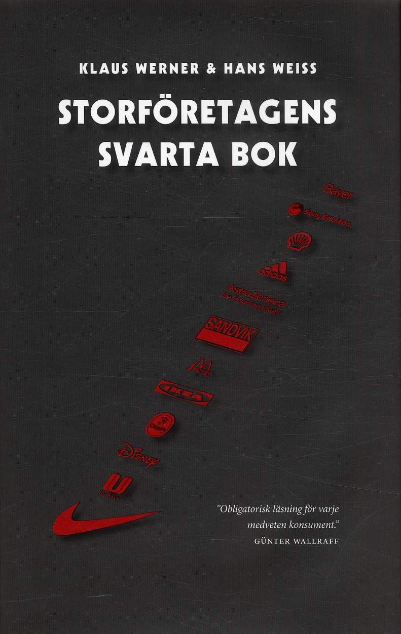 Storföretagens svarta bok 9789170370946