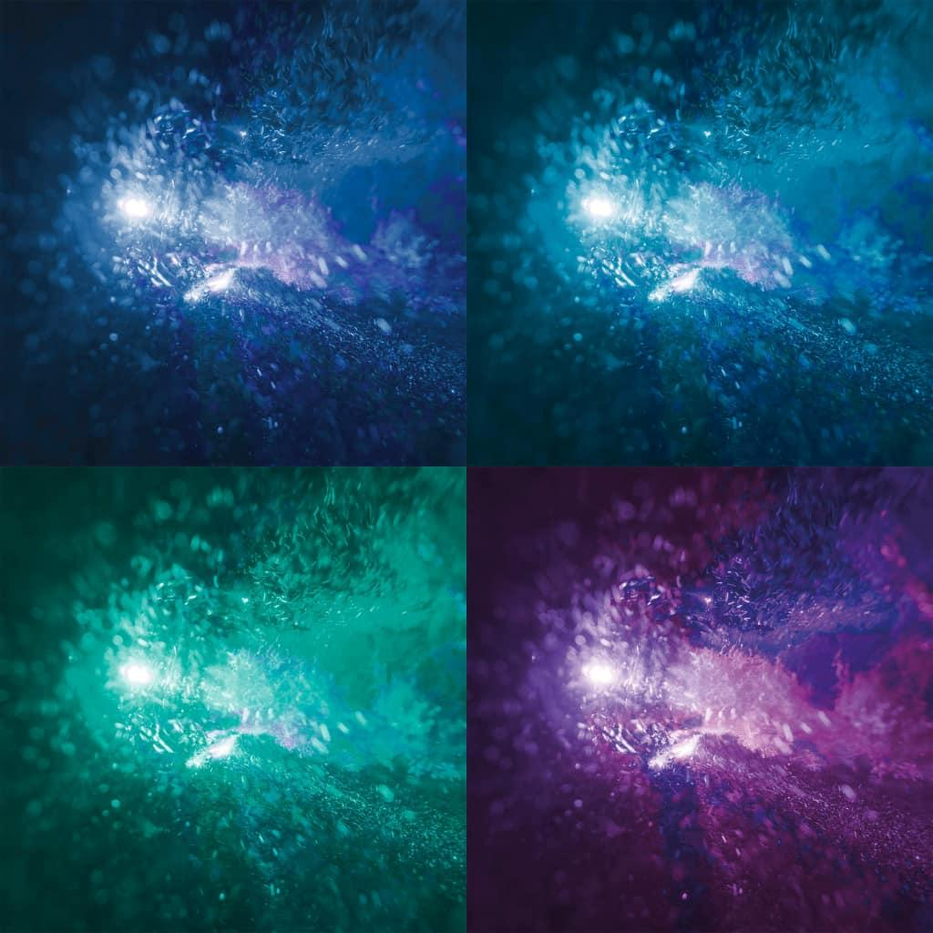 Köp Intex LED lampa för jet och bubbelspa flerfärgad 28504